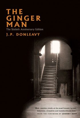 J P Donleavy The Lilliput Press border=