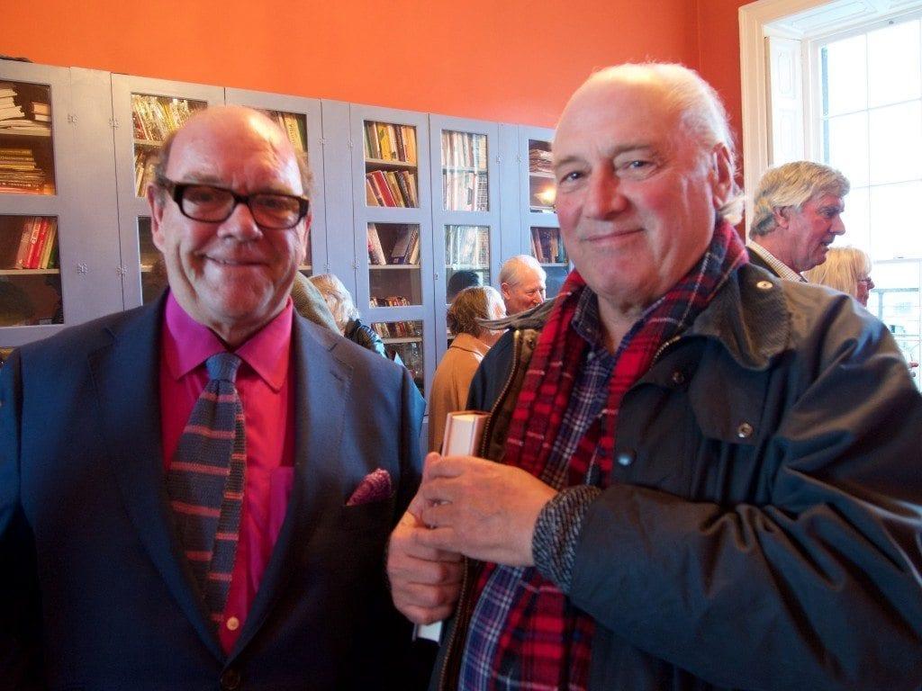 Eddie Hartigan & Malcolm Argyle